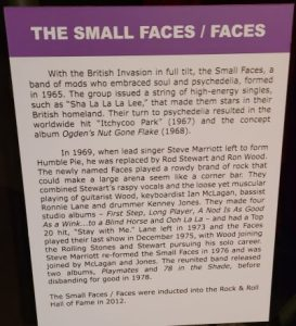 Small Faces .. Faces
