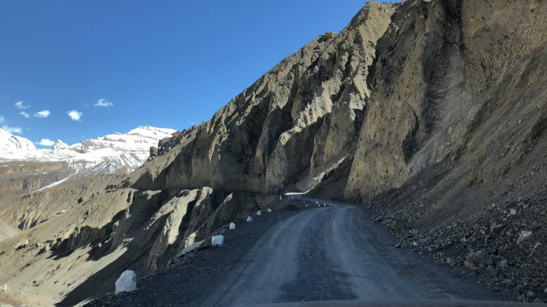 Roads in Spiti