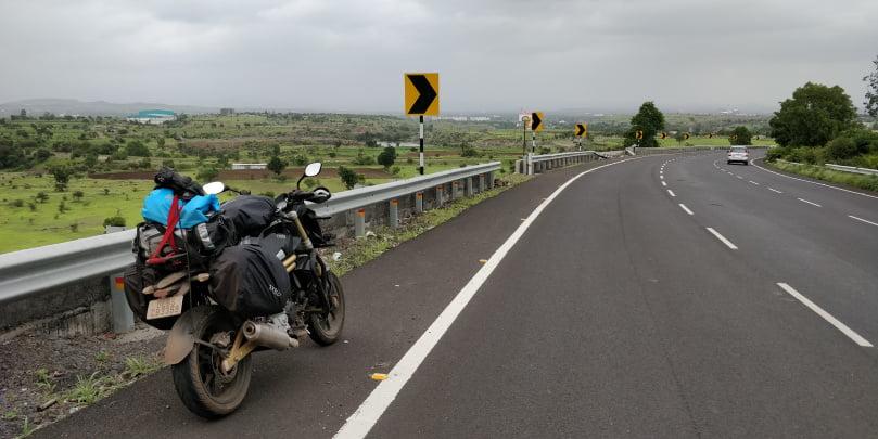 cross-country rider