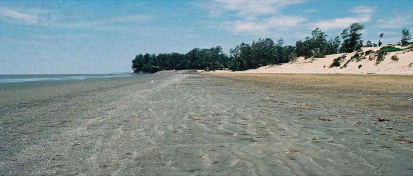 Chandipur Beach