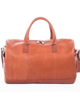 Bugatti Sartoria Sport Bag Leather Cognac