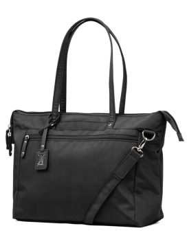 TRAVELPRO PATHWAY COLLECTION POLY TOTE BAG BLACK TP22211 Front