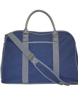 Bugatti Arizona Duffel Bag Blue DUF609-Blue Back