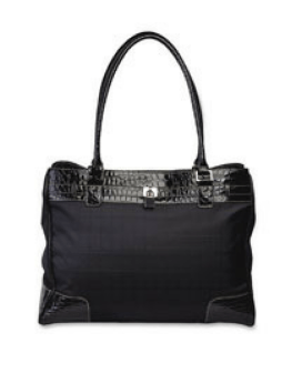 Bugatti Ladies Fashion Polyester Bag LBG1117 Black 2