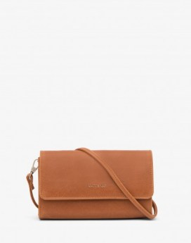 Matt and Nat Drew Crossbody Vintage Collection Chili Front