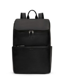 Matt and Nat Dean Backpack Vintage Collection Black Front SS20