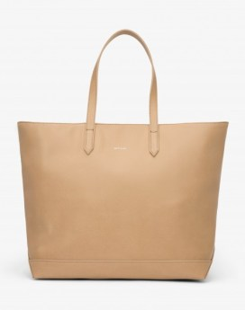Matt and Nat Schlepp Tote Vintage Collection Cardamon Front