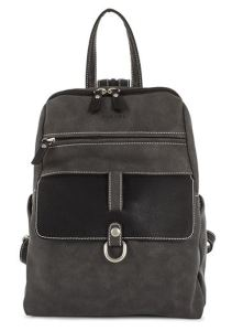 Joanel Bridget Backpack 3413 Black Front