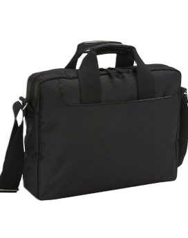 Bugatti Jason Briefcase EXB49556401 Black Front