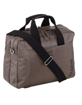 Bugatti Jason Large Messenger Briefcase Grey 49577149