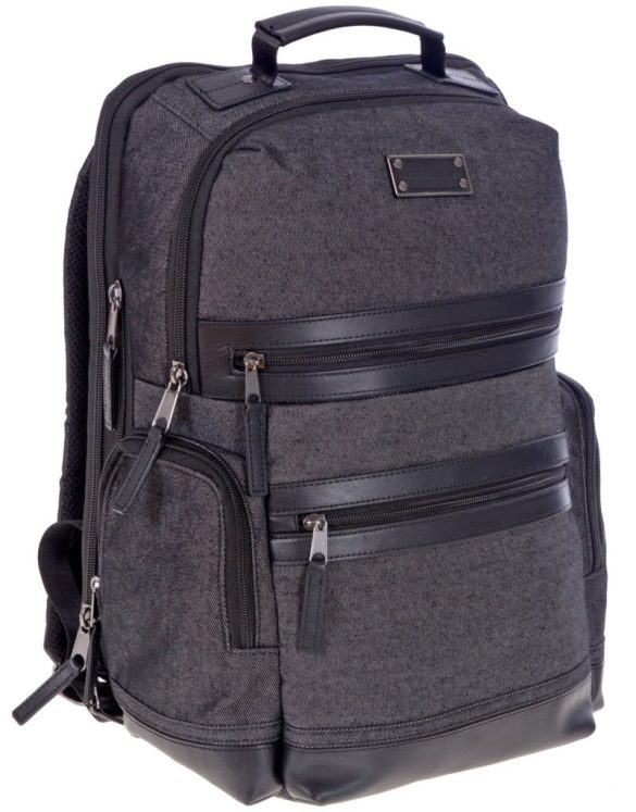 Renwick Business Backpack A2150_RW Black Side