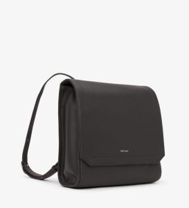 Matt and Nat Mercy Backpack Dwell Collection Black Side