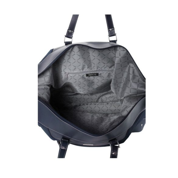 Roots 73 Weekender Duffel Bag R4364N Navy Inside
