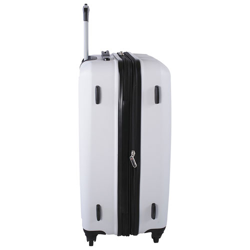 Swiss Gear Blackcomb Carry-On Hardcase Spinner SW10469 White Side Right