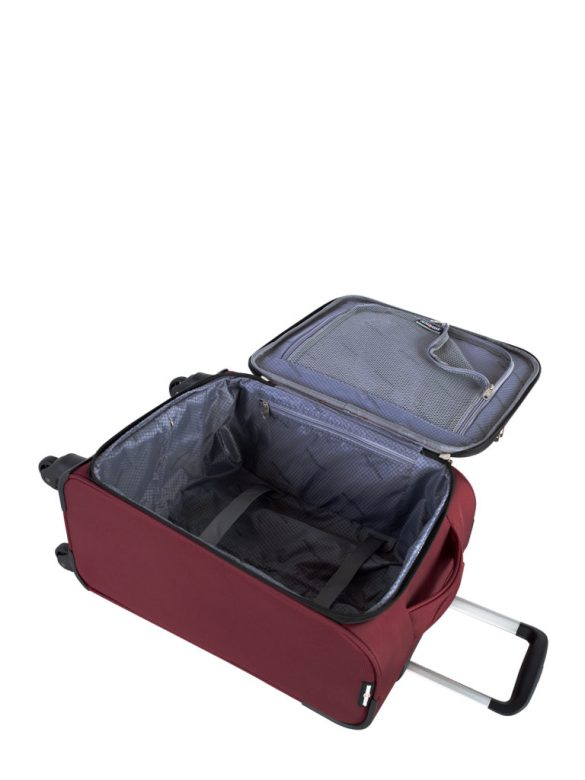 Swiss Gear Mendrisio Collection Carry-On Spinner SW40169 Red Inside