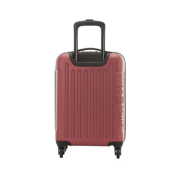 Swiss Gear Significance 20 inch Hardcase Carry-On SW17069 Red Back