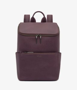 Matt and Nat Brave Backpack Dwell Collection Fig Front