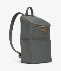 Matt and Nat Brave Backpack Loom Collection Thyme Side