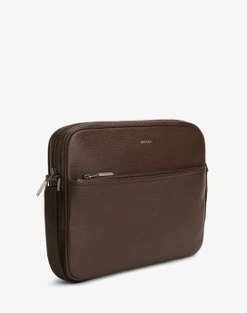 Matt and Nat Coen Messenger Dwell Collection Chestnut Front