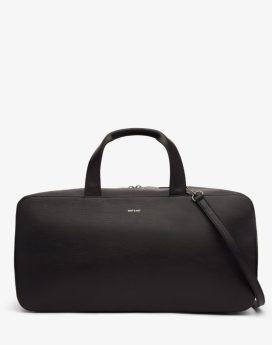 Matt and Nat Levin Weekender Dwell Collection Black Front