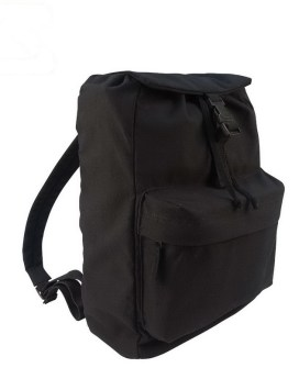 Rothco Canvas Backpack Black 2369