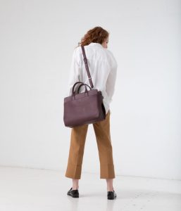 Matt and Nat Gloria Satchel Dwell Collection Clay Model Back