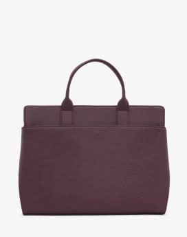 Matt and Nat Gloria Satchel Dwell Collection Fig Front