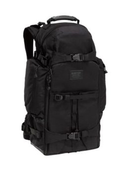Burton F-Stop 28L Camera Backpack True Black 11030100002 Front 2