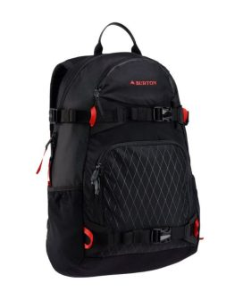 Burton Riders 25L Backpack 2.0 True Black11038104002 Front2