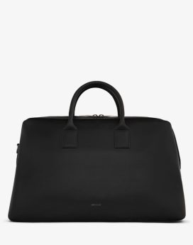 Matt and Nat Andro Weekender Vintage Collection Black Front