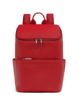 Matt and Nat Brave Backpack Dwell Collection Red Front