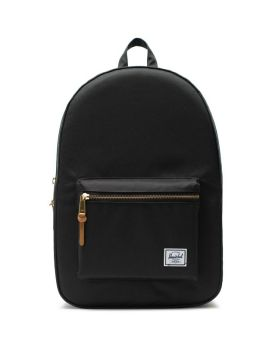 Herschel Supply Co Settlement Backpack Black Front