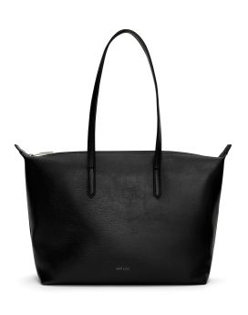 Matt and Nat Abbi Tote Dwell Collection Black Front