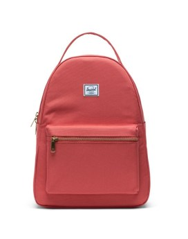 Herschel Supply Co Nova Backpack Mid-Volume Mineral Red Front 1