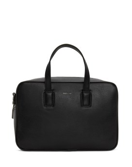 Matt and Nat Kensi Satchel Vintage Collection Black Front