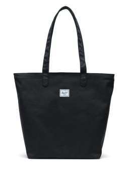 Herschel Supply Co Mica Tote Black Front 2