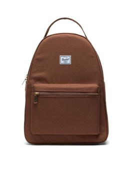 Herschel Supply Co Nova Backpack Mid-Volume Saddle Brown Front 1