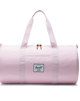 Herschel Supply Co Sutton Duffle Mid-Volume Ash Rose Front 1