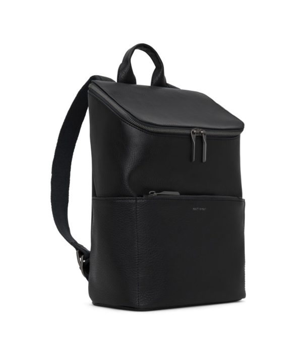 Matt and Nat Brave Backpack Dwell Collection Black SS20 Side