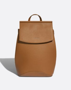 Pixie Mood Kim Backpack Cognac Front