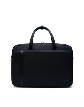 Herschel Supply Co Bowen Travel Duffle Black Front