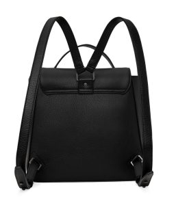 Matt and Nat Quena Backpack Dwell Collection Black Back