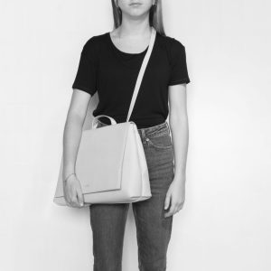 Pixie Mood Janice Large Backpack Cloud Model Front