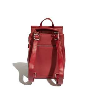 Pixie Mood Kim Backpack Red Back