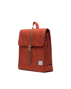 Herschel Supply Co City Backpack Mid-Volume Picante Crosshatch Side