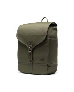 Herschel Supply Co Purcell Backpack Surplus Ivy Green Side