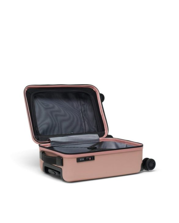 Herschel Supply Co Trade Carry-On Ash Rose Open
