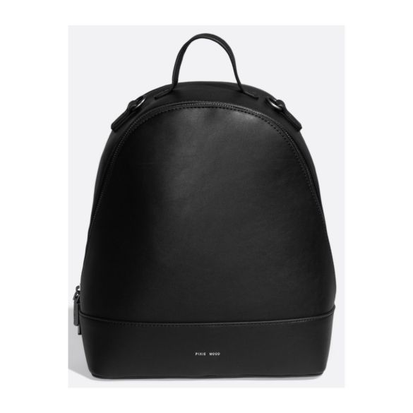 Pixie Mood Cora Large Backpack Black Front 1