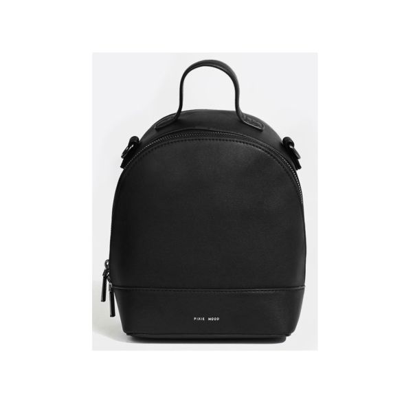 Pixie Mood Cora Small Backpack Black Front 1