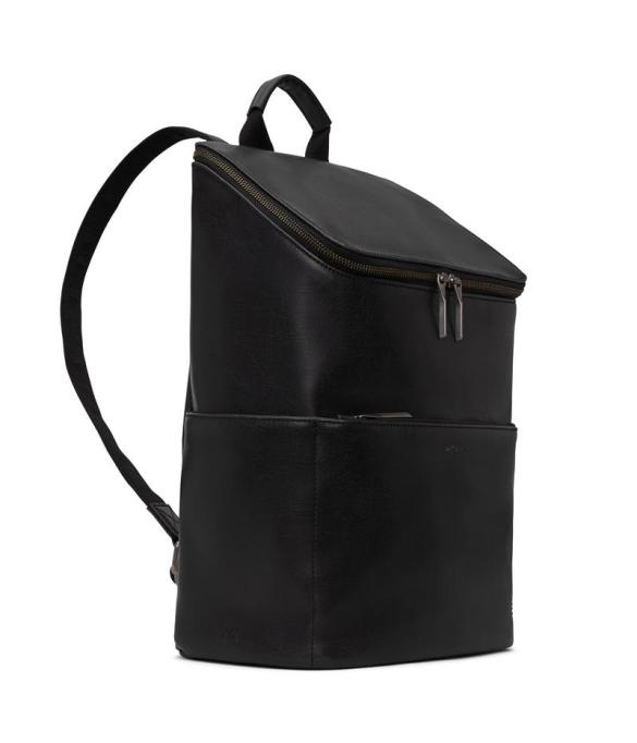 Matt and Nat Dean Backpack Vintage Collection Black Side